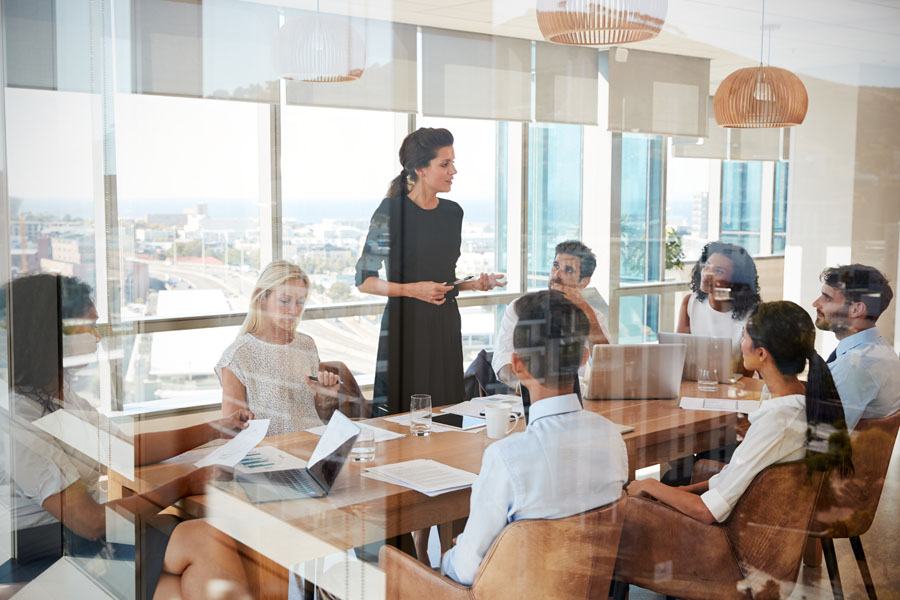 Directors and Officers Liability Insurance - Senior Leadership in the Boardroom
