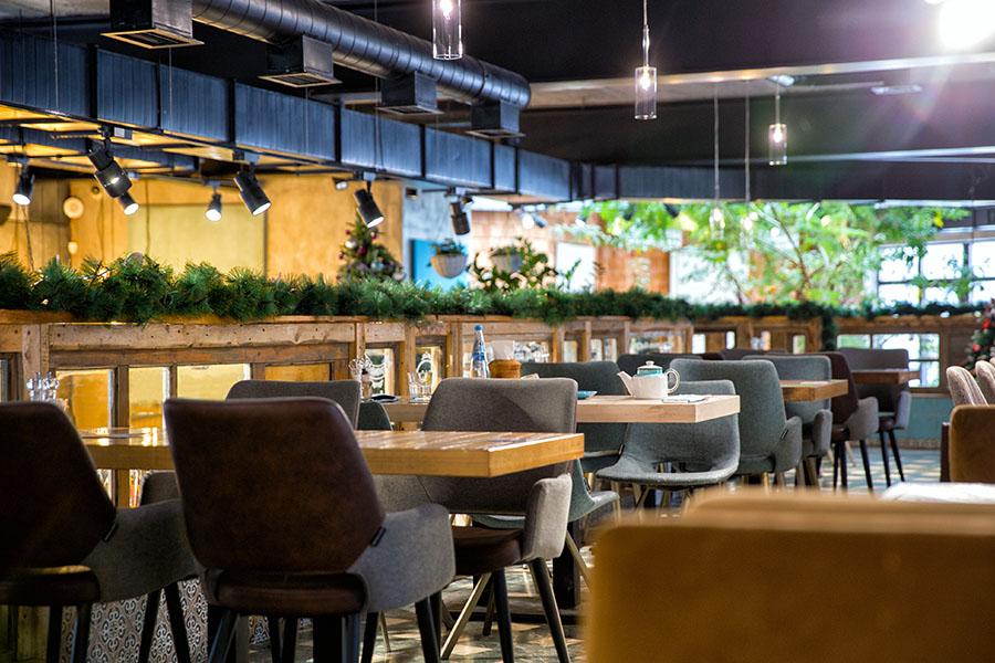 Business Insurance - View of Modern Restaurant Interior